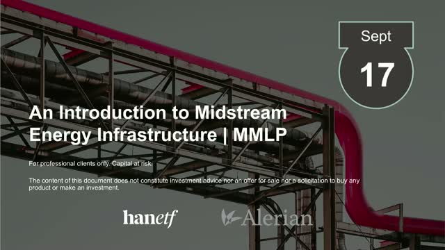 An Introduction to Midstream Energy Infrastructure | MMLP