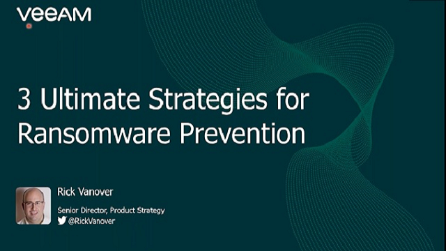 3 Ultimate Strategies for Ransomware Prevention