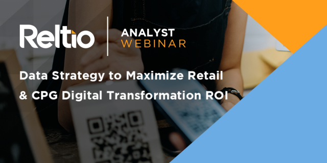 Aberdeen Analyst Webinar: Data Strategy to Maximize Retail and CPG ROI
