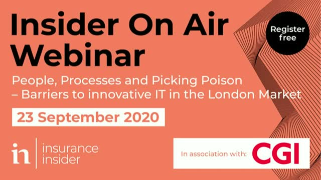 People, Processes and Picking Poison | Barriers to innovative IT - London Market
