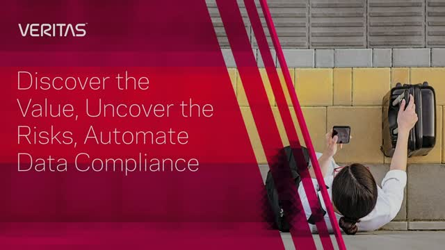 Discover the Value, Uncover the Risks, Automate Data Compliance