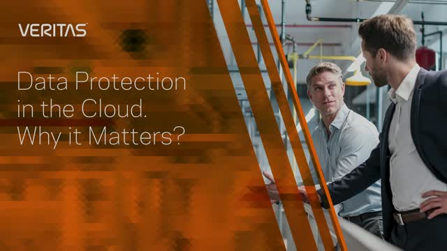 Data Protection in the Cloud. Why it Matters?
