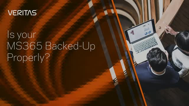 Is your MS365 Backed-Up Properly?