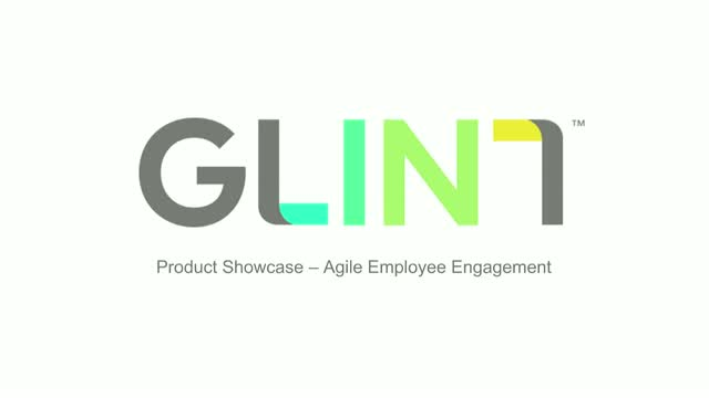 Glint Product Showcase - Agile Employee Engagement