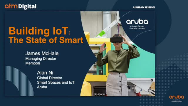 Building IoT: The State of Smart