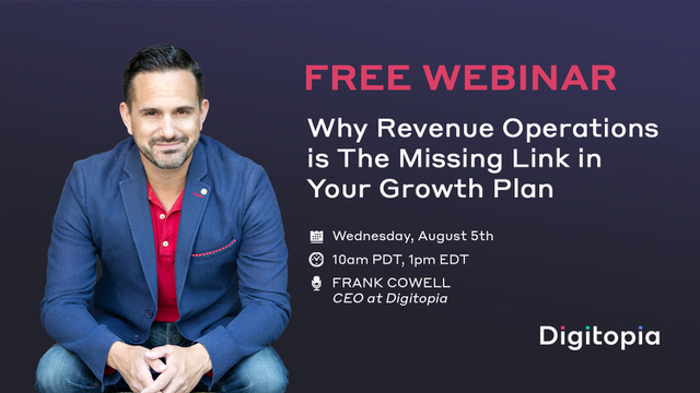 Why Revenue Operations is the missing link in your growth plan