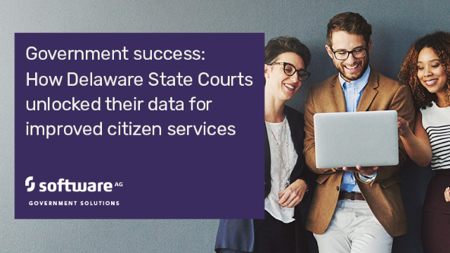 Government Success: How Delaware State Courts Unlocked their data
