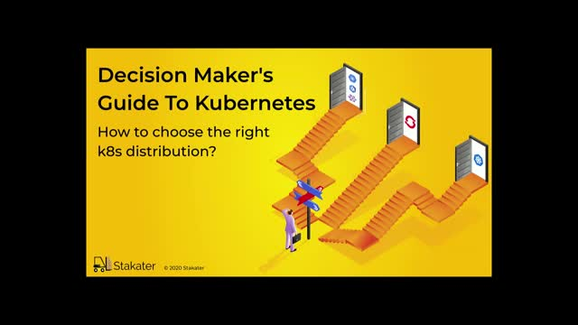Effective Decision Maker's Guide to Kubernetes