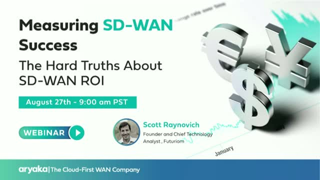 Measuring SD-WAN Success