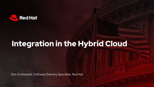 Integration in the Hybrid Cloud