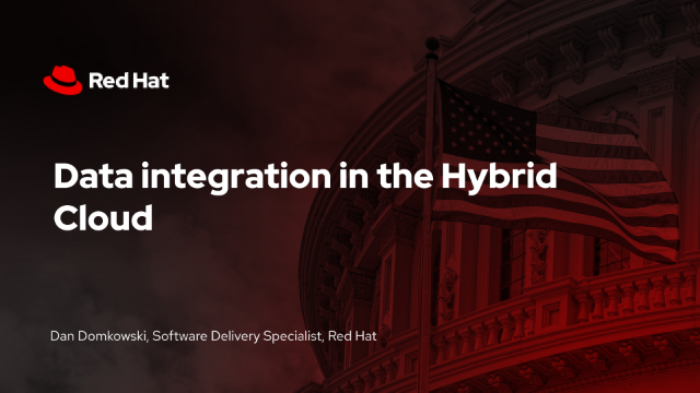Data integration in the Hybrid Cloud