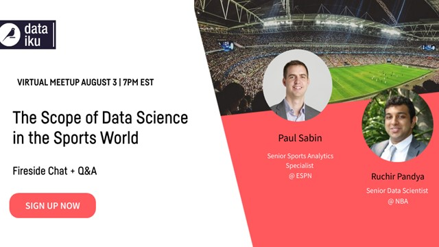 The Scope of Data Science in the Sports World