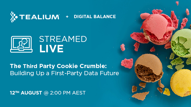 The Third-Party Cookie Crumble: Building Up a First-Party Data Future