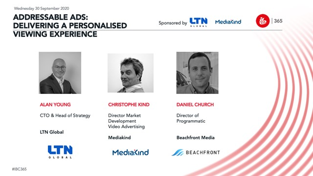 Addressable ads: Delivering a personalised viewing experience