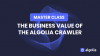 [Master class] The business value of the Algolia Crawler