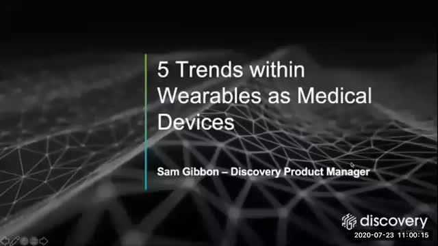 Wearables as Medical Devices