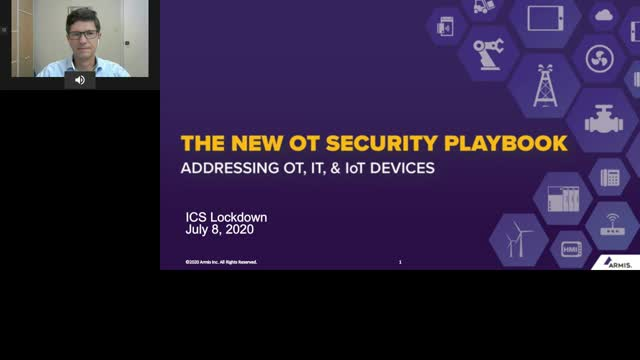 The New OT Security Playbook: Addressing OT, IT, & IoT Devices
