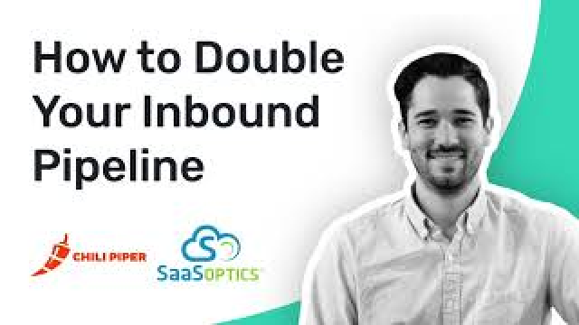 How SaaSOptics Used Chili Piper Concierge to Double Their Inbound Pipeline