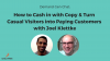 How to Cash in With Copy and Turn Casual Visitors into Paying Customers with Joe