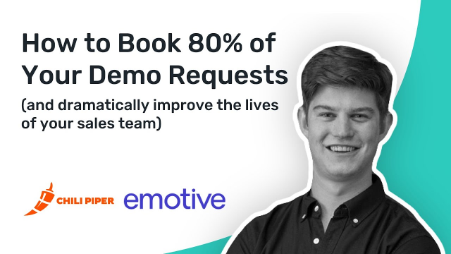 How Emotive Increased Inbound Conversion Rates by 80%
