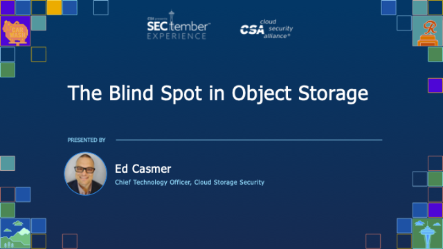 The Blind Spot in Object Storage