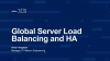 Global Server Load Balancing and Increasing Application Performance - EU