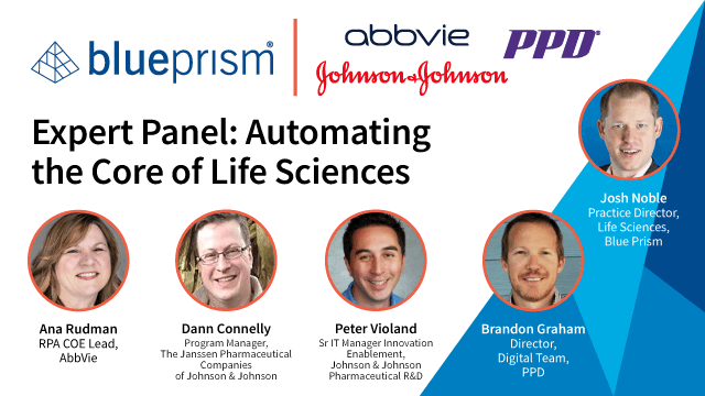 Expert Panel: Automating the Core of Life Sciences