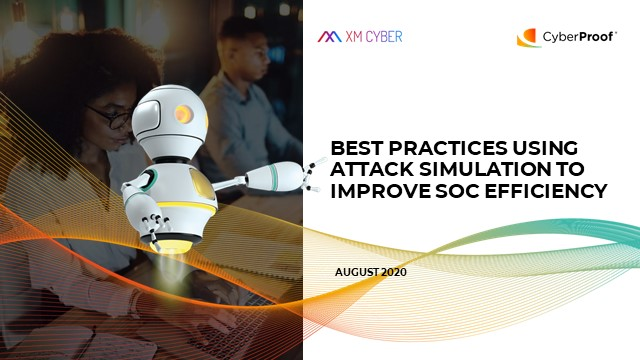 Best Practices Using Attack Simulations To Improve SOC Efficiency