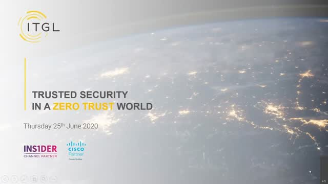 Trusted Security in a Zero Trust World