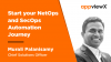Start your NetOps and SecOps Automation Journey
