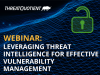 Leveraging Threat Intelligence for Efficient Vulnerability Management