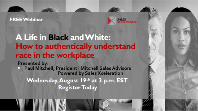 A Life in Black and White: How to authentically understand race in the workplace