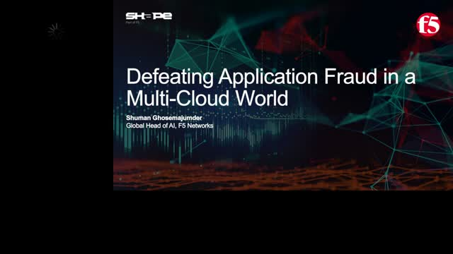 Defeating Application Fraud in a Multi Cloud World