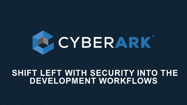 Shift Left with Security into the Development WorkFlows