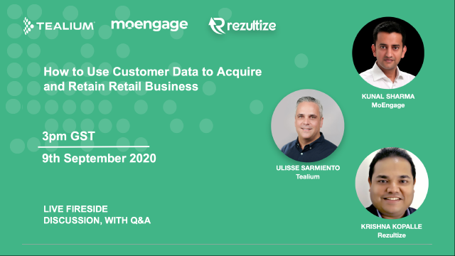 How to Use Customer Data to Acquire and Retain Retail Business