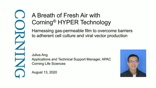 A breath of fresh air with Corning® HYPER Technology