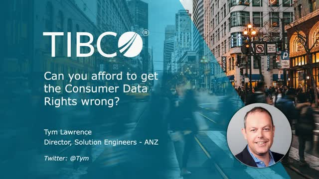Can you afford to get the Consumer Data Rights wrong?