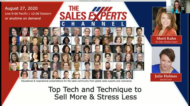 Top Tech and Technique to Sell More & Stress Less