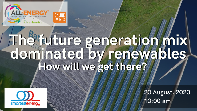 A future generation mix dominated by renewables: How will we get there?