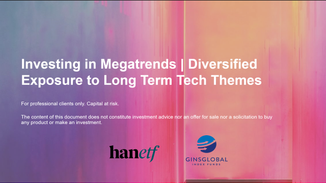 Investing in Megatrends | Diversified Exposure to Long Term Tech Themes