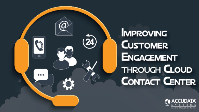 Improving Customer Engagement Through Cloud Contact Center