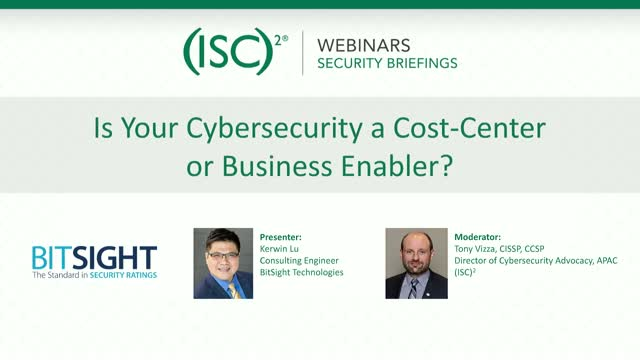 Is Your Cybersecurity a Cost-Center or Business Enabler?