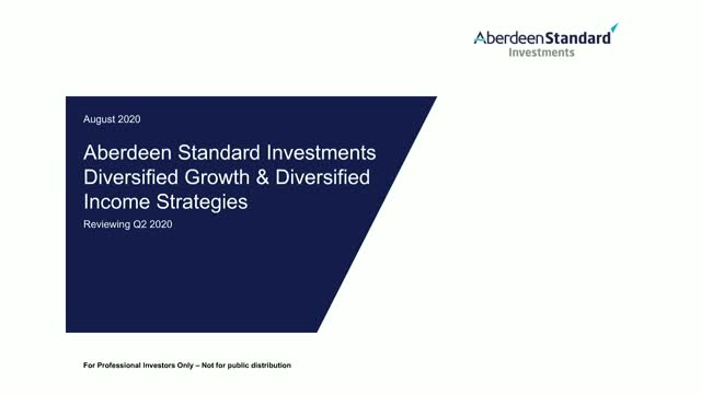Aberdeen Standard Investments Diversified Growth & Diversified Income Strategies