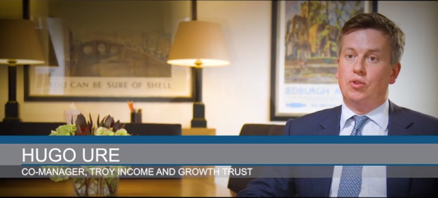 Troy Income and Growth Trust