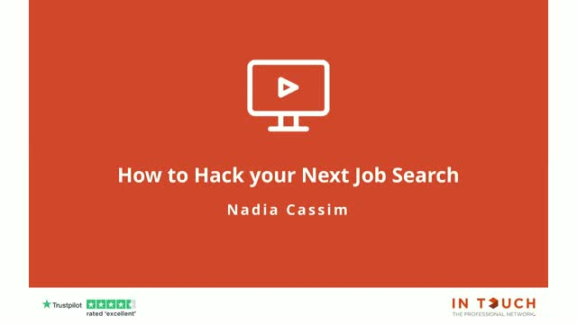 How to Hack Your Next Job Search