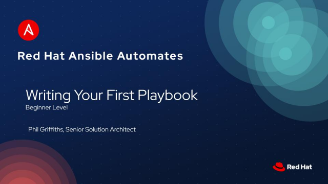 Ansible Automates: Writing Your First Playbook