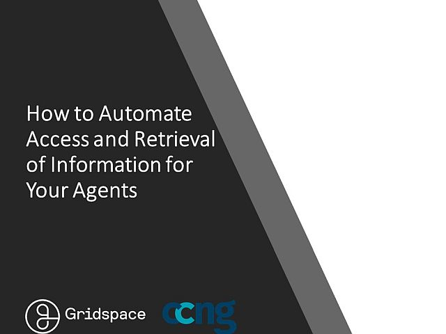 How to Automate Access and Retrieval of Information for Your Agents