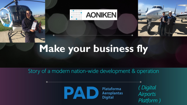 Make your business fly
