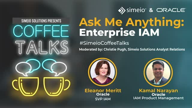 Ask Me Anything: Enterprise IAM