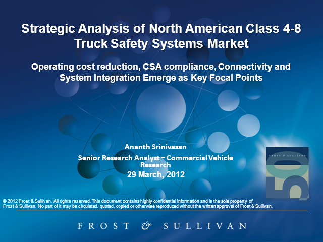 Integrated Systems and Telematics-Based Safety Applications Market